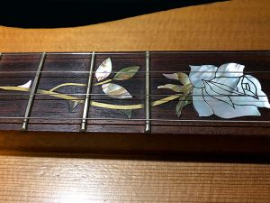 Blue Lion Dulcimer