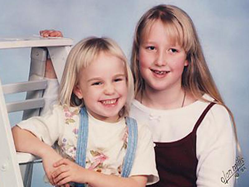 Kylie & Cerise 1993