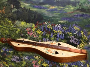 Beautiful Dulcimer